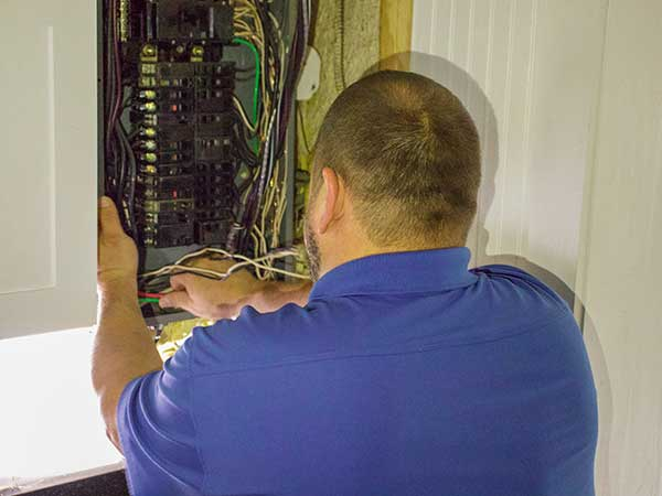 culpeper fredericksburg charlottesville electrician whole home rewiring