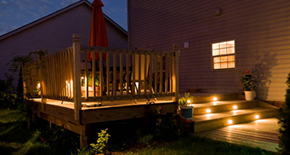 culpeper fredericksburg charlottesville electrician outdoor lighting